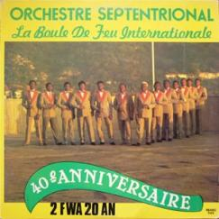 Album 40eme Anniversaire (2 Fwa 20 An)