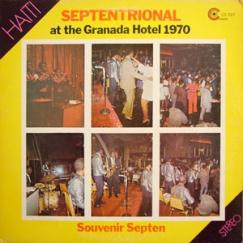 Album At the Granada Hotel 1970 - Souvenir Septen
