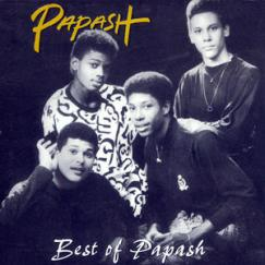 Album Best of Papash