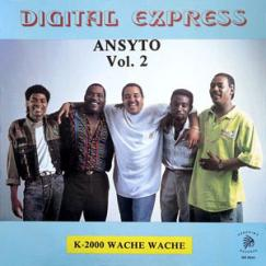 Album K2000 Wache Wache - Vol.2