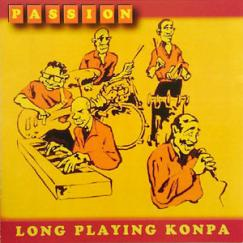 Album Long Playing Konpa