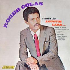Album Canta De Augustin Lara