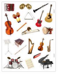 Instrument Default Profile Picture