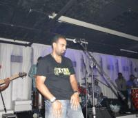 Musician James Cardozo