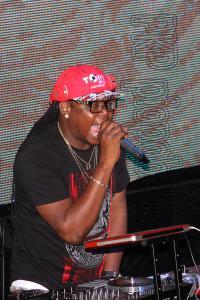 Musician Tony Mix