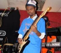 Musician Kiki Delamour