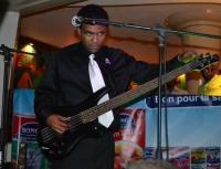 Musician Roldy Pierre