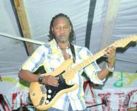 Musician Mackenson St-Fleur