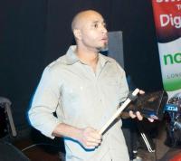 Musician Alex Thebaud