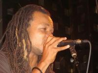 Musician Reginald Cange