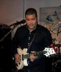 Musician Ralph Conde