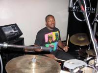 Musician Riverson Louissaint