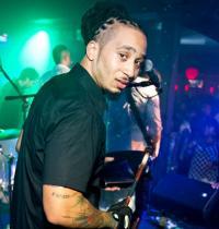 Musician Eddy junior Viau