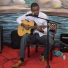 Musician Delly Benson