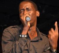Musician Ismael Marcellus