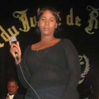Musician Nahomie D. Elize