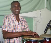 Musician Aniliste Ricardo