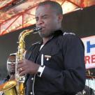 Musician Prosper Marcellus