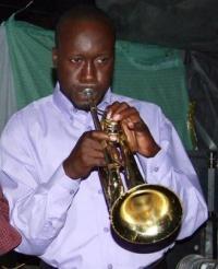 Musician Aniel Pierre