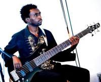 Musician Jonhson St-Cyr