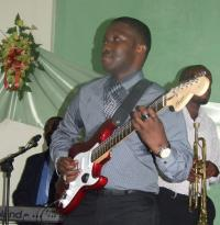 Musician Augusto Derat