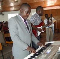 Musician Emmanuel Pierre Vil