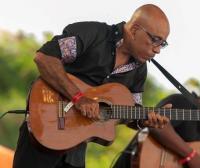Musician Jacky Ambroise