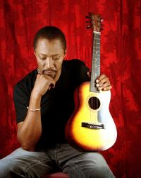 Musician Dadou Pasquet