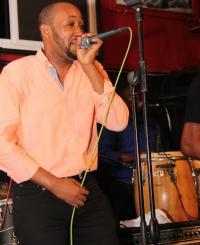Musician Jude Jean