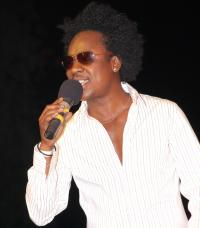 Musician Gracia Delva