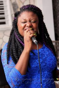 Musician Cinthia Michele