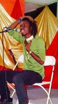 Musician Jouma Rapking