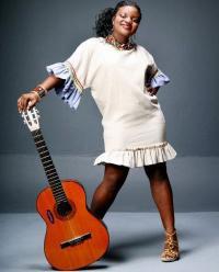 Musician Renette Desir