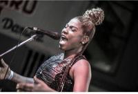 Musician Sandra St Fleurant